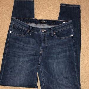 Lucky Brand Jeans - Lucky Brand Ava Skinny 8/29